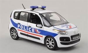 Citroen C3 Picasso Police Nationale Polizei (F) 2011 Norev
