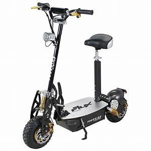 Scooter Roller Elektro : eflux freeride 1000 watt elektro motor roller scooter e ~ Jslefanu.com Haus und Dekorationen