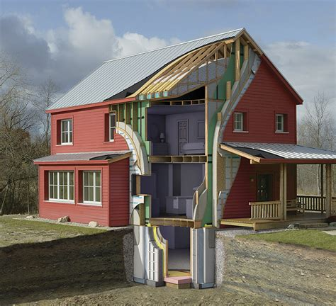 Weather Home Design by Energy Efficient Home Plans For Cold Climates