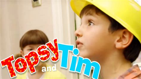 Topsy & Tim 204  Busy Builders  Topsy And Tim Full