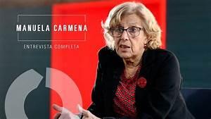 Entrevista comp... Manuela Carmena Quotes