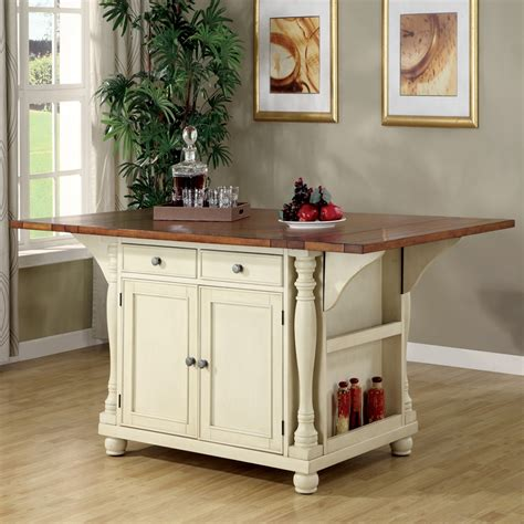 island kitchen tables with chairs coaster furniture kitchen island atg stores 7598