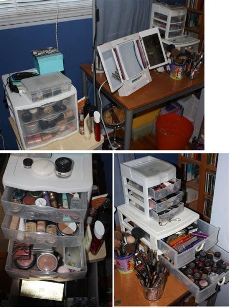 rangement maquillage pas cher 28 images astuce rangement maquillage salle de bain dootdadoo