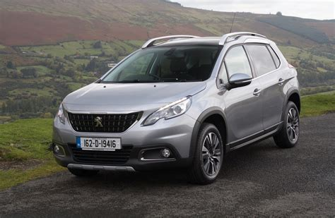 The Peugeot 2008 Suv Is Classy And Understated But