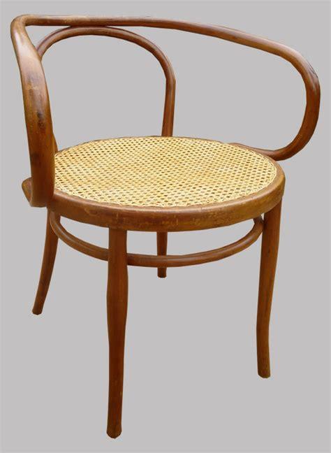 fauteuil de bureau ancien fauteuil de bureau ancien en bois cintré