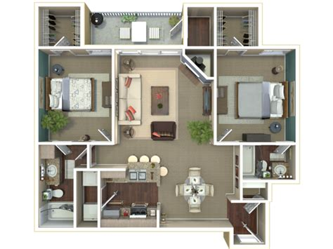 1 Bedroom Apartments In Manhattan Ks by Manhattan Ks 1 2 Bedroom Apartments Floor Plans