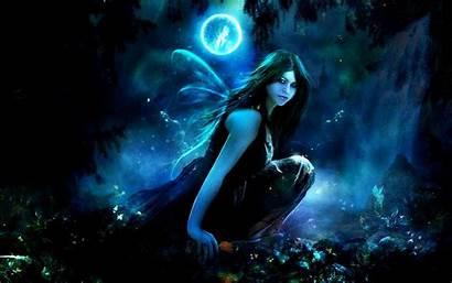 Wallpapers Fairies Fairy Dark Wallpapertag