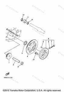 Yamaha Motorcycle 2007 Oem Parts Diagram For Starter