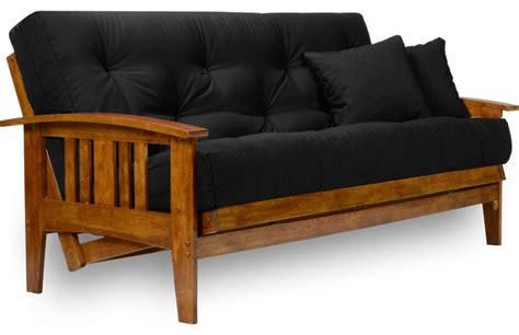 wood futon westfield wood futon set frame 8 quot mattress craftsman