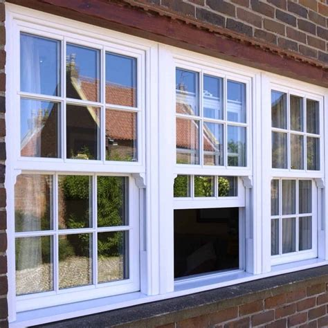 sash windows   types
