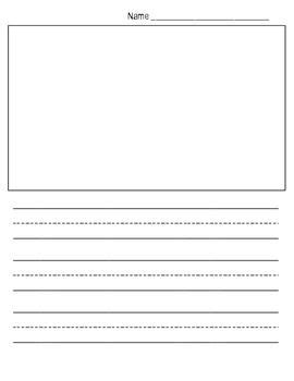 free kindergarten writing paper template show and tell 160   9fd616bfdc1a6d479999ebc888399626
