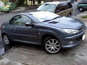 2006 Peugeot 206 Cc Rat Grey