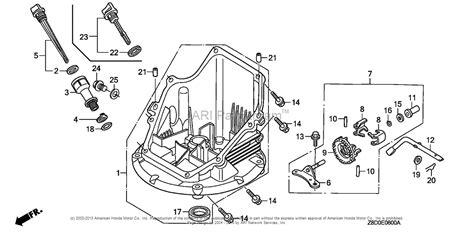 Honda Engines Gcvla Gbr Engine Usa Vin Gjaaa
