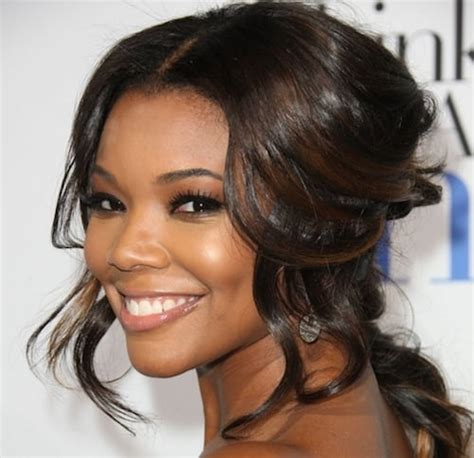 Black Half Hairstyles by 62 Appealing Prom Hairstyles For Black For 2017