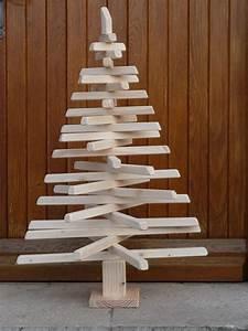 Arbre De Noel En Bois : sapin colo design et naturel 92 cm ~ Farleysfitness.com Idées de Décoration