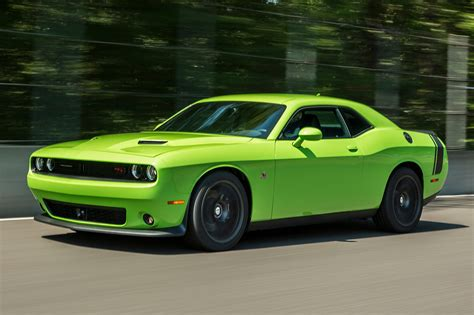 Bick Skruth Drives The Dodge Challenger Hellcat