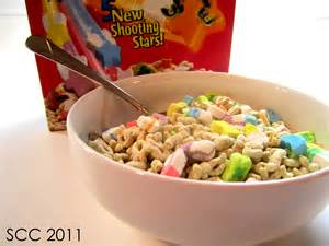 Lucky Charms Cereal Bowl