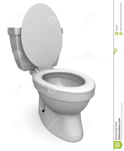 toilette 3d photographie stock libre de droits image 4368687