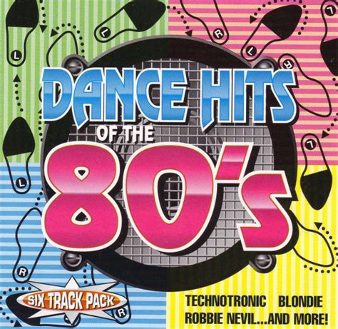 80's dance a.f 80's dance g.m 80's dance n.z. Dance Hits Of The 80's - Six Track Pack (2000, CD) - Discogs
