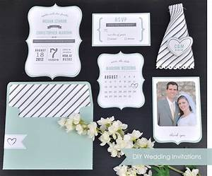 10 great diy wedding projects yeahmag With pictures of diy wedding invitations