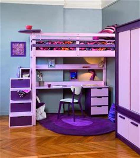 lit superposé avec bureau intégré lit mezzanine avec bureau prix ooreka