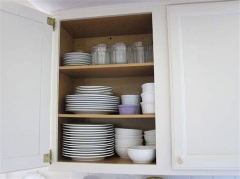 Painting Inside Kitchen Cupboards by No Need To Paint Interior Of Cabinets Just The Inside Of