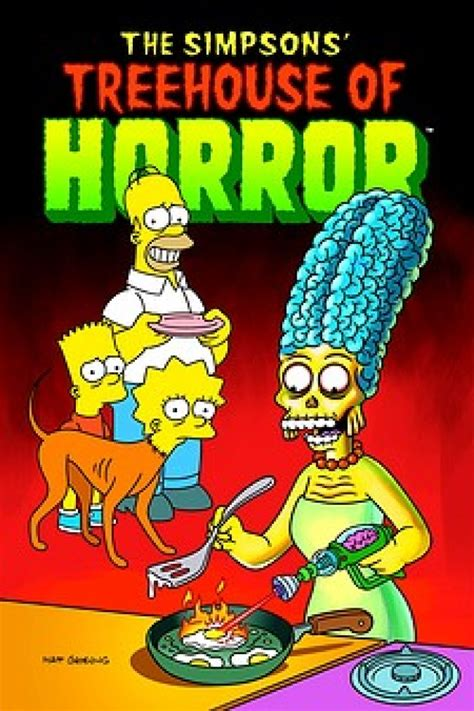 bart simpsons treehouse  horror