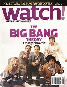 Big Bang Magazine : cbs watch magazine cover with the hole cast the big bang theory photo 8611084 fanpop ~ Melissatoandfro.com Idées de Décoration