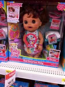 Baby Alive Dolls at Walmart