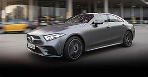 2018 Mercedes Benz CLS Review CarAdvice