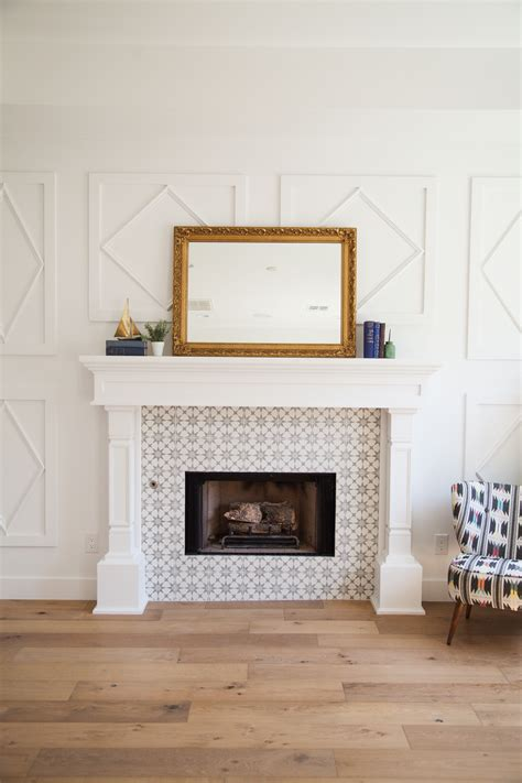 27 stunning fireplace tile ideas for your home for the