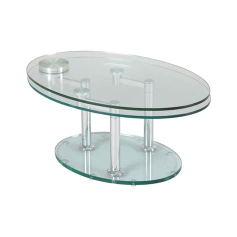 table ronde bureau table de cuisine en verre avec rallonge top table de