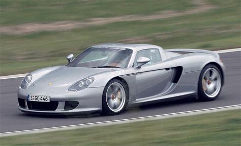 Porsche On Top Of Porsche by The Top Ten Porsche Models Of The Last Decade