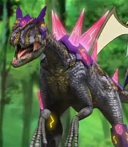 Gojirasaurus/Armor - Dinosaur King