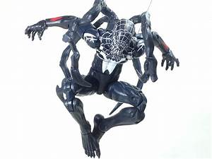 Superior Venom Marvel Legends Toy Review - YouTube