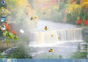 Free Animated Waterfall Screensavers