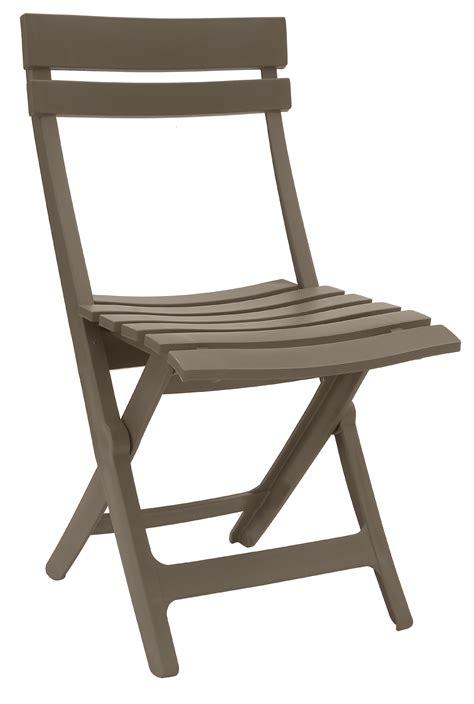 chaise de chaise de jardin pliante miami grosfillex