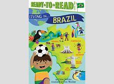 Living in Brazil Book by Chloe Perkins, Tom