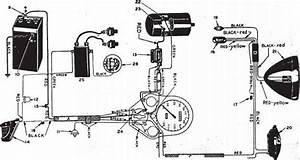 Harley Softail Voltage Regulator Wiring Diagram : illus 102 harley davidson 1940 1947 kappa motorbikes ~ A.2002-acura-tl-radio.info Haus und Dekorationen