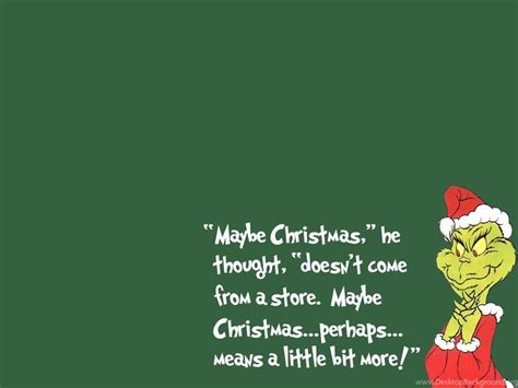 Aesthetic Wallpaper Grinch by Grinch Wallpapers 1024 215 768 Resolution Desktop Background