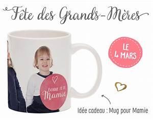Mug Fete Des Meres : idee cadeau f te des grands m res yoursurprise ~ Teatrodelosmanantiales.com Idées de Décoration