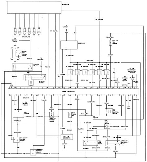 2003 3 8 Mitsubishi Wire Diagram by Repair Guides