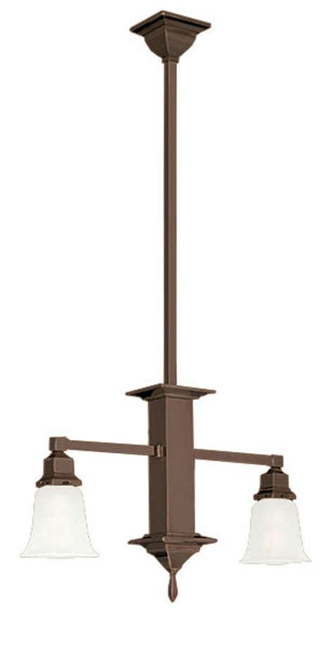 vintage hardware lighting mission style pendant