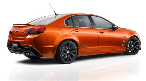 Chevrolet Ss Previewed By Holden Vf Commodore Ss V Show