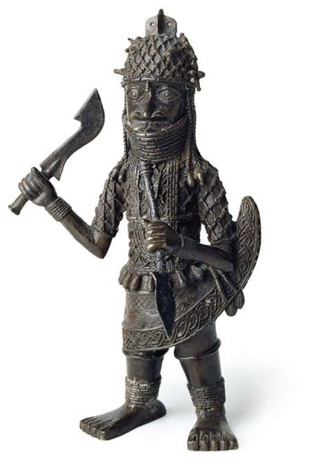 Warrior. Benin, Nigeria
