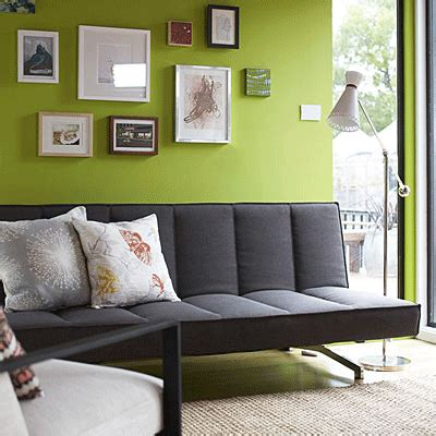 green color for room decorating inspirations for