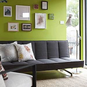 Green color for room decorating irish inspirations for for Green and grey living room