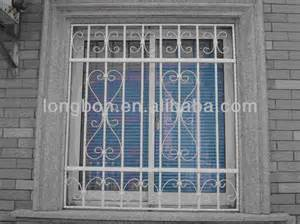 metal window security bars decorative window security
