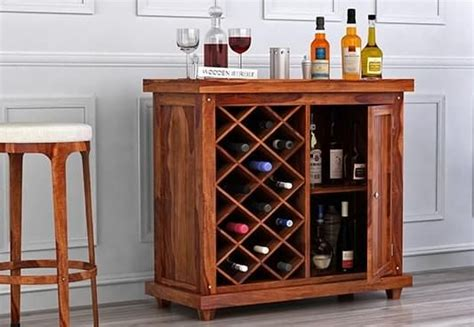 order kitchen cabinets bar cabinet buy wooden bar cabinet at best 1221