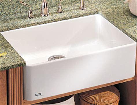Franke Fireclay Sink   Franke MHK 110 20 Sink   Apron